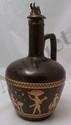 Royal Doulton Egyptian Motif Decanter