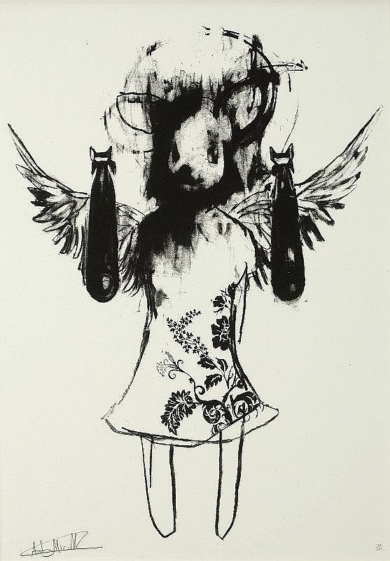 Antony Micallef, Light Angel Bomber 1