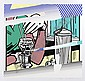 Roy Lichtenstein, Reflections on Soda Fountain (C.257), Roy Lichtenstein, Click for value