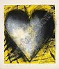 Jim Dine, The Bee (D'Oench  &  Feinberg 115), Jim Dine, Click for value