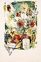 Richard Hamilton, Flower - piece B (Lullin 100), Richard Hamilton, Click for value