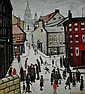 Lawrence Stephen Lowry (1887-1976) -, L.S. Lowry, &#x00A3;0