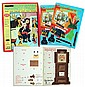 Captain Kangaroo Puzzle & Unused Treasure House Paper Doll Sets From as Early as 1956
