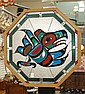TERI NEVILLE STAINED GLASS WINDOW (Portland,