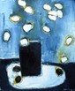T. J.   Walton (contemp), Untitled Still Life, oil on canvas, 24 x 20, signed lower right, dated '13 lower right