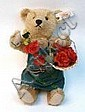 A limited edition Steiff 'The Gardening Bear',