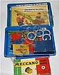 Meccano 'Gears Outfit B Set', other loose Meccano