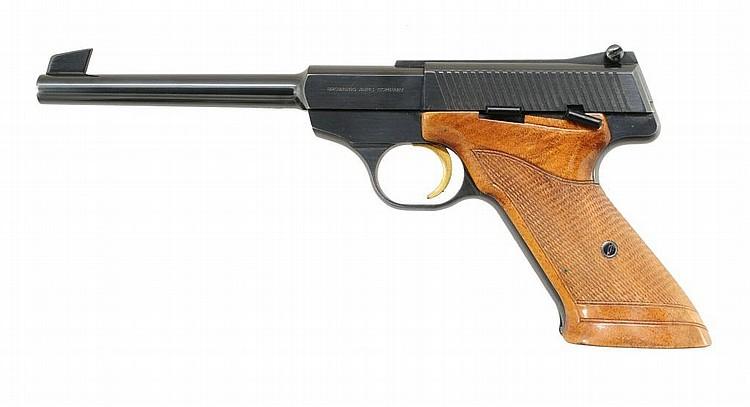 Lot 1454: Browning FN Challenger Model Semi Auto Pistol.