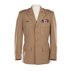 FRANK SINATRA MILITARY JACKET FROM THE MANCHURIAN