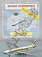 DINKY FR60F SE210 CARAVELLE AIRLINER, orig box