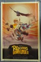 Poster - Rescuers downunder - 27X41 - Rolled