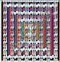Yaacov Agam (Israeli, b. 1928) Untitled, edition of 144. Signed 