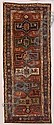 South Caucasian Long Rug, last quarter 19th century,