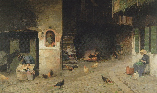 RAFFAELE TAFURI (ITALIAN, 1857-1929)
