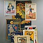 Group of WWI Era Lithograph Posters, Broadsides, and Educational Posters,