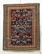Bidjov Rug, Northeast Caucasus, late 19th century, (slight brown oxidation), 4 ft. 10 in. x 3 ft. 9 in.