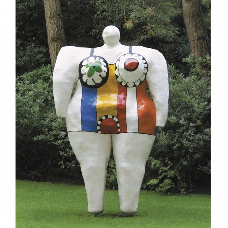 NIKI DE SAINT PHALLE