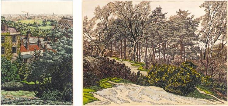 CHARLES GINNER, A.R.A. 1878-1952