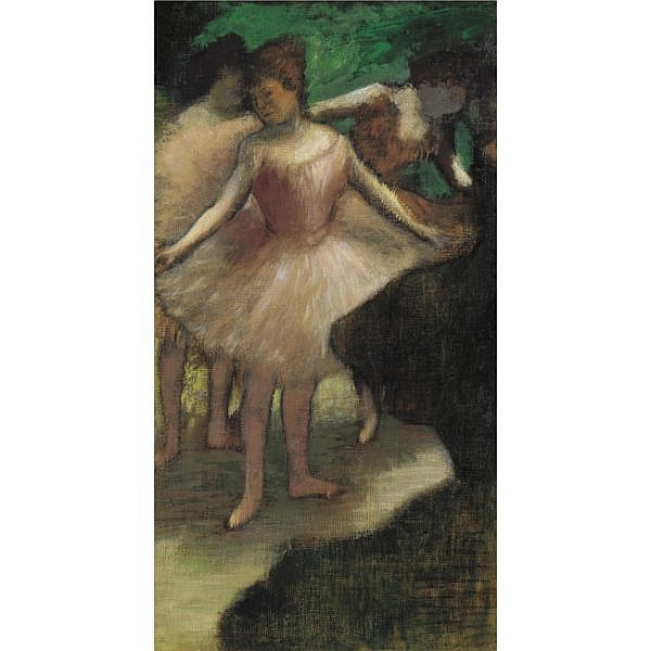 Edgar Degas , 1834-1917 