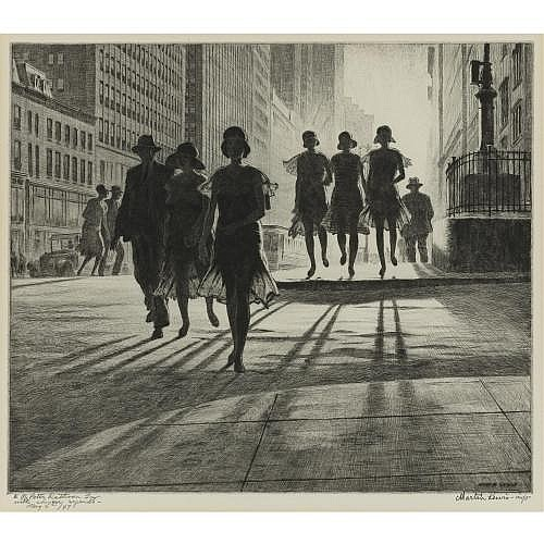 Martin Lewis , Shadow Dance (McC. 88)