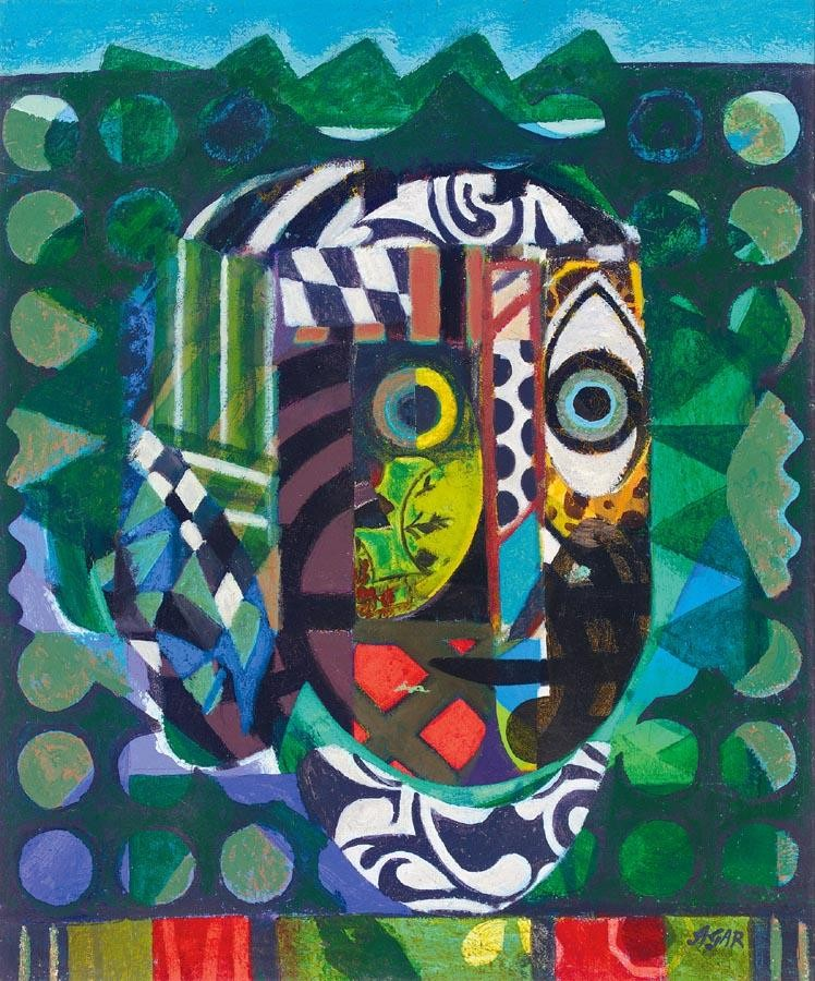 EILEEN AGAR 1899-1991 LORD OF THE FLIES