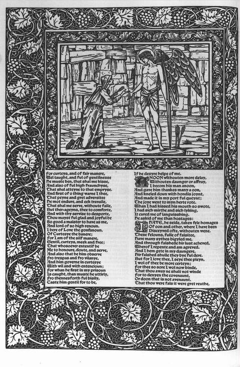 Kelmscott Press - Chaucer