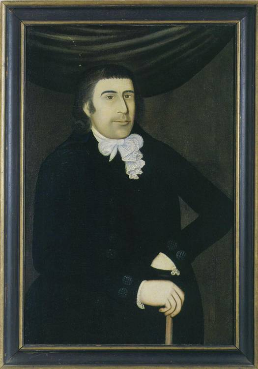 *RUFUS HATHAWAY (1770-1822)