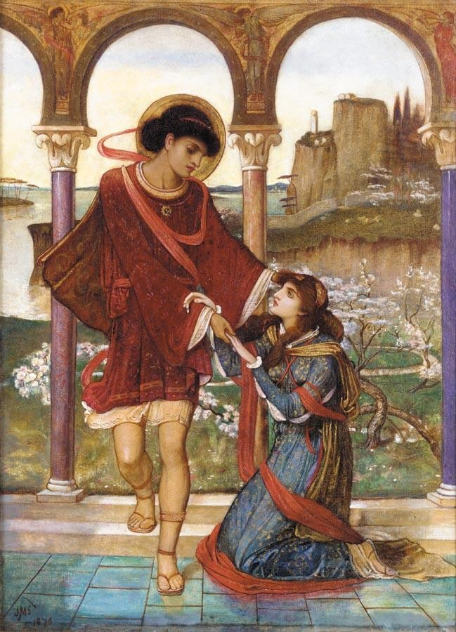 JOHN MELHUISH STRUDWICK 1849-1935