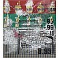 f,m - Sigmar Polke , b. 1941 Lummerbraten acrylic on cotton, Sigmar Polke, Click for value