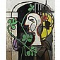 Pablo Picasso , 1881-1973 La Lampe Oil on canvas, Pablo Picasso, Click for value