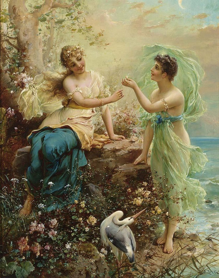HANS ZATZKA AUSTRIAN, 1859-1945
