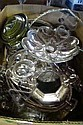 Large collection of good quality silver plate