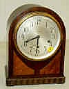 Seth Thomas #124 8 day Mantel Clock W/ Chime: T &