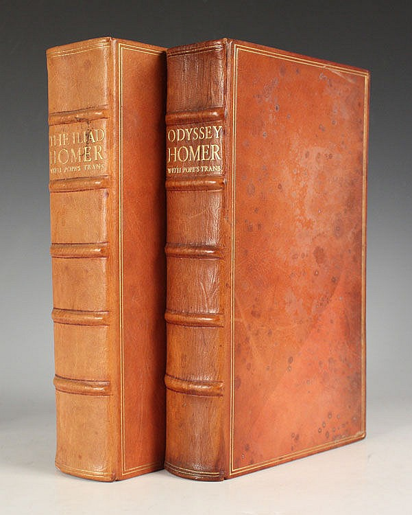 THE NONESUCH PRESS (publishers). - HOMER. The