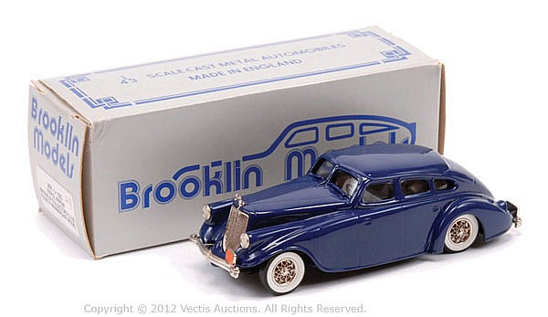 Brooklyn Models No.1X 1933 Pierce Arrow 1992