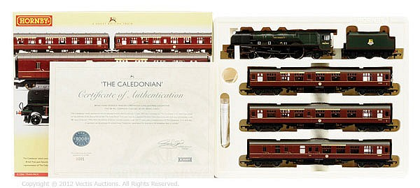Hornby (China) OO Gauge, R2306, The Caledonian