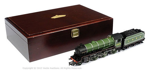 OO Gauge Bachmann 31-705 (Limited Edition) 4-6-0