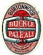 BEER LABELS, Buttonwood Brewery (Warrington),