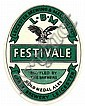 BEER LABELS, Eagle Brewery (Leicester), Festivale,