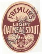 BEER LABELS, Fremlin Bros. (Maidstone), Light