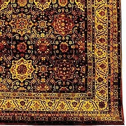 Antique Kashan Rugs - Image
