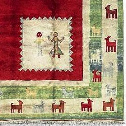 Antique Gabbeh Rugs - Image