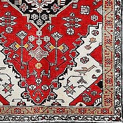 Antique Hamadan Rugs - Image