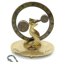 Antique Mystery Clocks - Image