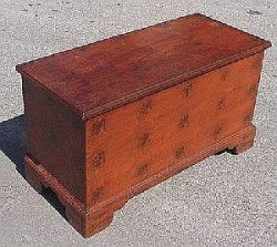 Antique Blanket Chests - Image
