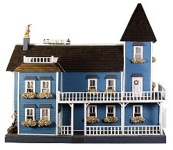 Antique Dollhouses - Image
